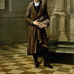 David, Jacques Louis -- Alexandre Lenoir, founder of the Musee des Monuments Francais, Château de Versailles