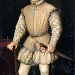 François Bunel the Younger -- Henri IV as a Child, at Age 4, during his stay in Paris with his parents in 1557, while Prince of Navarra, Château de Versailles
