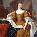 Pierre Gaubert -- Marie-Anne de Bourbon-Conti, Duchess of Bourbon, Princess of Condé , Château de Versailles