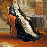 Marie-Laetitia Bonaparte, Madame Mère, Seated before a Bust of Napoleon, Francois Pascal Simon Gerard