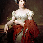 Anne-Louise-Germaine Necker, Baroness de Staël-Holstein, known as Madame de Staël, De Schryver Louis Marie