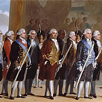 Louis Boulanger -- Procession of the deputies of the estates general at Versailles May 4, 1789, Château de Versailles