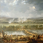 Château de Versailles - Louis Albert Guislain Baclère d'Albe -- Battle of the Bridge at Arcole, November 16-17, 1796 (Bataille d'Arcole)