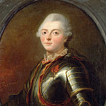 Jean Baptiste Pierre Lebrun -- Charles-Henri-Victor Théodat, comte d'Estaing, Lieutenant General of the King's Armies, later Admiral, Château de Versailles
