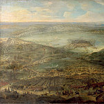 Château de Versailles - Jean-Baptiste Martin the elder -- Siege of the city of Mons, 1691