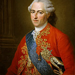 François Hubert Drouais -- Louis XV, King of France and Navarre , Château de Versailles