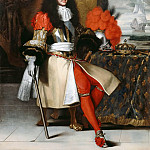 After Claude Lefebvre -- Louis XIV, King of France and Navarre, Château de Versailles