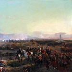 Eugène Louis Lami -- Battle of the Alma, September 20, 1854; Crimean War, Château de Versailles
