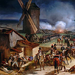 Château de Versailles - Jean-Baptiste Mauzaisse -- Battle of Valmy, 20 September 1792