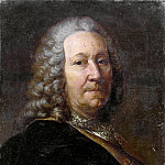 Claude Arnulphy -- Portrait of François Chicoyneau, King's Physician in 1732 and General Superintendent of Medicine in France, Château de Versailles