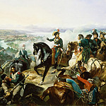 François Bouchot -- The Battle of Zurich, September 25, 1799, Château de Versailles