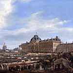 François Dubois -- Distribution of flags to the National Guard, 29 August 1830, Château de Versailles