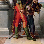Baron François Gérard -- Joachim Murat, Grand Duke of Cleves and Berg, Maréchal de France, in a Hussar Uniform, Château de Versailles