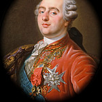 Antoine-François Callet -- Portrait of Louis XVI, King of France and Navarre, Château de Versailles