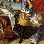 Jean-Baptiste van Loo -- Louis XV, King of France and Navarre , Château de Versailles