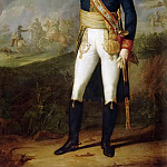 Château de Versailles - Francois Josephe Kinsoen -- Portrait of Charles Victor Emmanuel Leclerc, General in Chief of the Army of Saint-Domingue