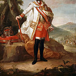 Château de Versailles - Attributed to Anton von Maron -- Portrait of Joseph II, Emperor of Austria (1741-1790), wearing the Order of the Golden Fleece