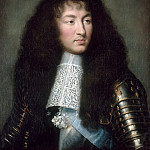 Château de Versailles - Attributed to Charles Le Brun -- Portrait of Louis XIV, King of France and Navarre