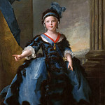 Louis-Joseph-Xavier of France, Duke of Burgundy (), Jean Marc Nattier