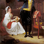 Danloux, Henri-Pierre -- Jacques Delille and his wife, Château de Versailles