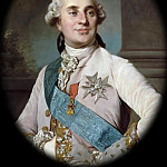Joseph Siffred Duplessis -- Louis XVI, King of France and Navarre , Château de Versailles