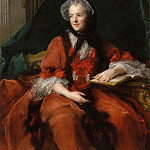 Marie Leczinska, Queen of France (), Jean Marc Nattier