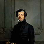 Alexis-Charles-Henri Cléral de Tocqueville, Theodore Chasseriau