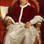 Pope Gregory XVI (), Paul Delaroche