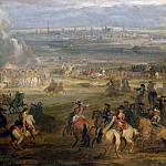 Siege of Valenciennes, 16 March 1677, Adam Frans Van der Meulen