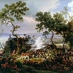 Louis Francois Lejeune -- Battle of Chiclana, 5 March 1811, Château de Versailles