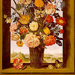 Bosschaert, Ambrosius the Elder () 2, Амброзиус Старший Босхарт