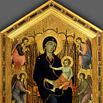 Duccio - The Rucellai Madonna