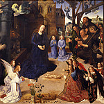 Uffizi - Hugo van der Goes - The Portinari Triptych