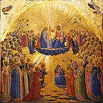 Beato Angelico – Coronation of the Virgin
