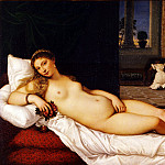 Pieter Brueghel the Younger - Tiziano - Venus of Urbino