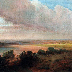 Alexey Kondratievich Savrasov - On the Volga. The first half of 1870