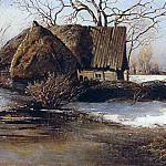 Alexey Kondratievich Savrasov - Spring is coming. 1874