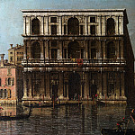 Part 1 National Gallery UK - Canaletto - Venice - Palazzo Grimani