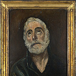 Part 1 National Gallery UK - After El Greco - Saint Peter