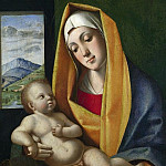 Part 1 National Gallery UK - Alvise Vivarini - The Virgin and Child
