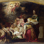 Part 1 National Gallery UK - After Bartolome Esteban Murillo - The Birth of the Virgin