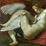 Part 1 National Gallery UK - After Michelangelo - Leda and the Swan