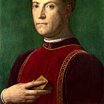 Part 1 National Gallery UK - Bronzino - Portrait of Piero de Medici (The Gouty)