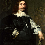 Part 1 National Gallery UK - Bartholomeus van der Helst - Portrait of a Man in Black holding a Glove