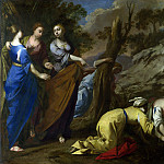 Antonio De Bellis – The Finding of Moses, Part 1 National Gallery UK