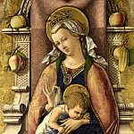 The Virgin and Child, Carlo Crivelli