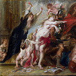 After Peter Paul Rubens – The Horrors of War, Part 1 National Gallery UK