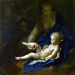 Part 1 National Gallery UK - Adriaen van der Werff - The Rest on the Flight into Egypt