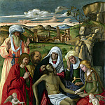 Part 1 National Gallery UK - Andrea Busati - The Entombment