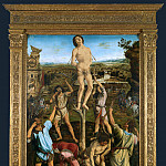 The Martyrdom of Saint Sebastian, Antonio del Pollaiolo
